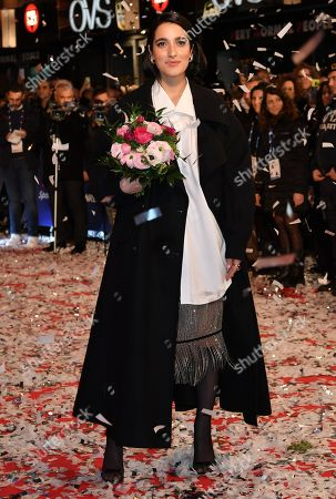 Editorial image of 70th Sanremo Music Festival, Arrivals, Italy - 03 Feb 2020