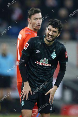 Editorial photo of Football: Germany, 1. Bundesliga, D?sseldorf - 18 Jan 2020