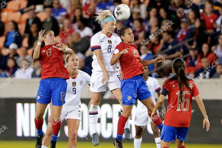 Editorial picture of US Costa Rica Soccer, Houston, USA - 03 Feb 2020