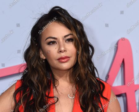 Stock Picture of Janel Parrish