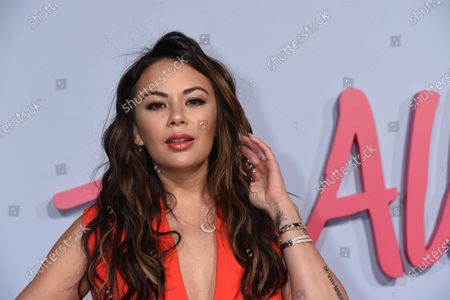 Editorial image of 'To All the Boys: P.S. I Still Love You' film premiere, Arrivals, Egyptian Theatre, Los Angeles, USA - 03 Feb 2020