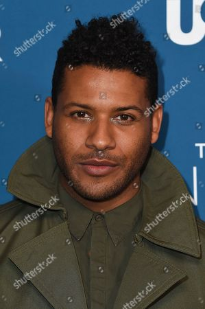 """Stock Picture of Jeffrey Bowyer-Chapman arrives at the Los Angeles premiere of """"The Sinner"""" Season 3 at The London West Hollywood on"""