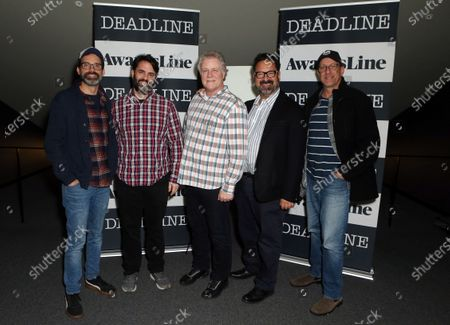 Andrew Buckland, Steven A. Morrow, Don Sylvester, Director James Mangold and Michael McCusker.