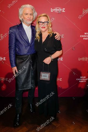 Stock Picture of Dr Hermann Buehlbecker, Patricia Arquette