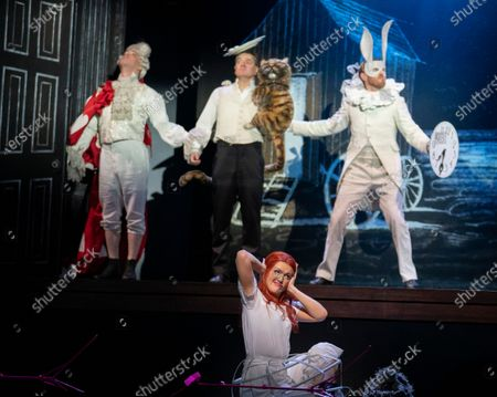 Editorial picture of 'Alice's Adventures Under Ground' Opera performed at the Royal Opera House, London, UK - 03 Feb 2020