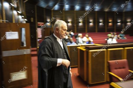 Editorial picture of South Africa former President Zuma in court over corruption charges, Pietermaritzburg - 04 Feb 2020