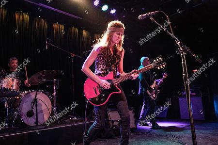 Editorial picture of Juliana Hatfield in concert at Slim's, San Francisco, California, USA - 28 Jan 2020