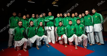 The Sport Ireland & Olympic Federation of Ireland recognised karate team will tomorrow travel to Budapest, Hungary to compete at the World Karate Federation U21 & Junior European Championships. Part of the squad are the Cork McCarthy twins, Sean and Chris. Sean is a Youth Olympic bronze medallist from Buenos Aires and Chris is reigning European Junior gold medallist. Pictured is the Ireland team ahead of the 47th EKF Junior & Cadet and U21 Championships in Budapest with coach John Connolly