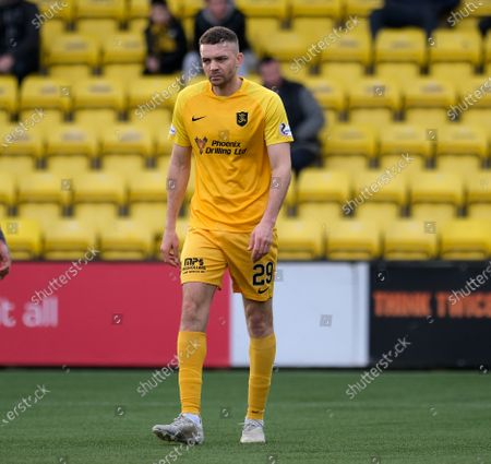 Stock Picture of Aaron Taylor-Sinclair of Livingston