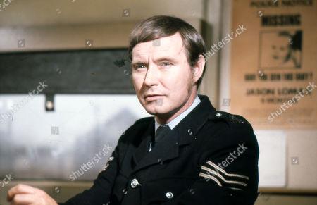 Ena's great-grandson Jason goes missing from his pram. Colin Edwynn (as Sgt. Conway)