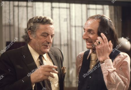John Barrie as Jimmy Frazer and Jeremy Young (as Benny Lewis)