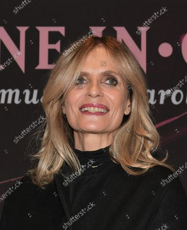 Editorial picture of 'Women in Song' event, Milan, Italy  - 01 Feb 2020