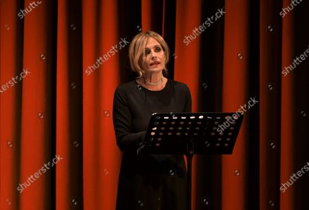 Editorial photo of 'Women in Song' event, Milan, Italy  - 01 Feb 2020