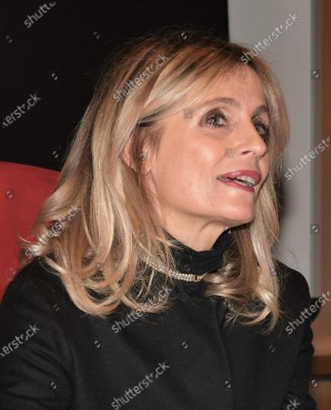 Editorial image of 'Women in Song' event, Milan, Italy  - 01 Feb 2020