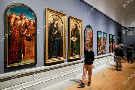 Verwonderlijk Ghent Altarpiece Stock Pictures, Editorial Images and Stock Photos MX-35