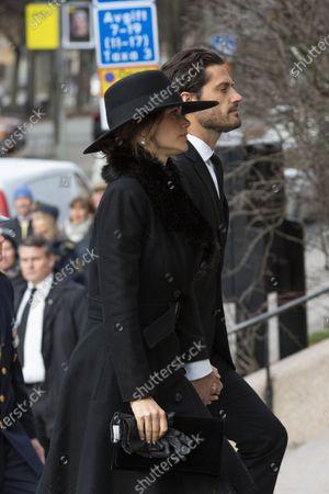 Princess Sofia of Sweden and Prince Carl Philip