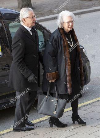 Princess Christina and husband Tord Magnuson