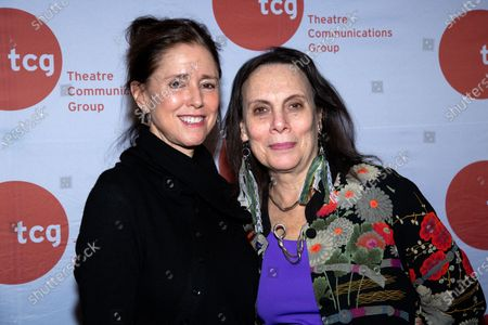 Julie Taymor and Emily Mann