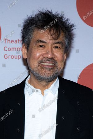 Editorial picture of TCG Celebrates David Henry Hwang and National Black Theatre Festival at 2020 Gala, New York, USA - 03 Feb 2020