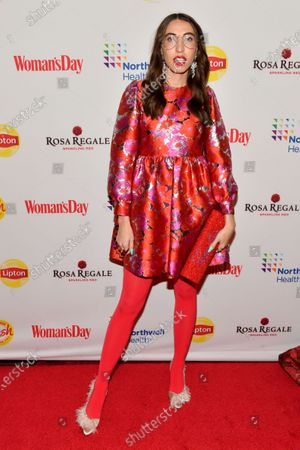 Editorial photo of 17th Annual Woman's Day Red Dress Awards, Arrivals, New York, USA - 04 Feb 2020