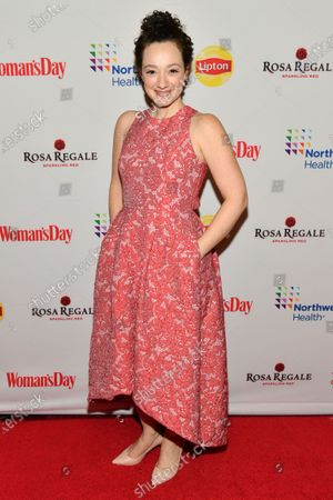 Editorial image of 17th Annual Woman's Day Red Dress Awards, Arrivals, New York, USA - 04 Feb 2020
