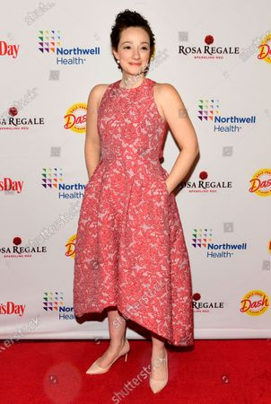 Editorial picture of 17th Annual Woman's Day Red Dress Awards, Arrivals, New York, USA - 04 Feb 2020
