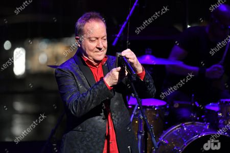 Stock Picture of Fred Schneider