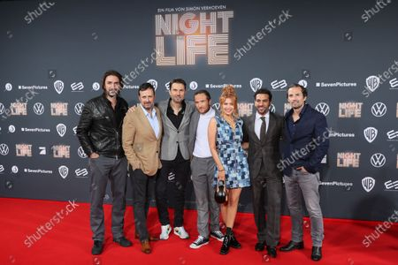Editorial image of Movie Premiere Night Life, Berlin, Germany - 04 Feb 2020