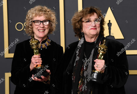 Stock Image of Barbara Ling and Nancy Haigh - Production Design - Once Upon A Time? In Hollywood