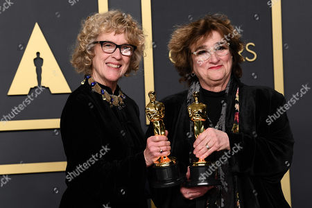 Editorial image of 92nd Annual Academy Awards, Press Room, Los Angeles, USA - 09 Feb 2020