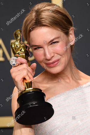 Renee Zellweger - Leading Actress - Judy