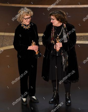 Stock Picture of Barbara Ling and Nancy Haigh - Production Design - Once Upon a Time... in Hollywood