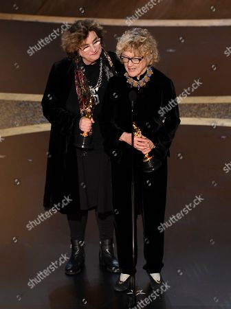 Stock Photo of Barbara Ling and Nancy Haigh - Production Design - Once Upon a Time... in Hollywood