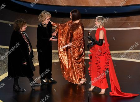 Barbara Ling and Nancy Haigh - Production Design - Once Upon a Time... in Hollywood, Maya Rudolph and Kristen Wiig