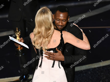 Laura Dern - Supporting Actress - Marriage Story and Mahershala Ali