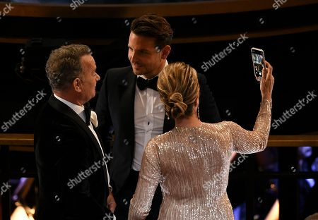 Editorial image of 92nd Annual Academy Awards, Show, Los Angeles, USA - 09 Feb 2020