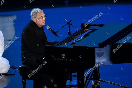 Stock Picture of Randy Newman