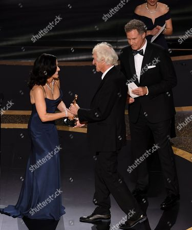 Julia Louis-Dreyfus, Will Ferrell and Roger Deakins - Cinematography - 1917