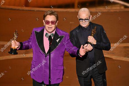 Sir Elton John and Bernie Taupin - Original Song - I'm Gonna Love Me Again - Rocketman