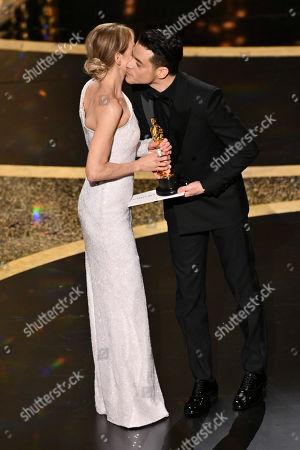 Renee Zellweger - Lead Actress - Judy and Rami Malek