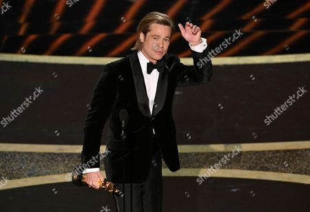 Brad Pitt - Supporting Actor - Once Upon a Time... in Hollywood