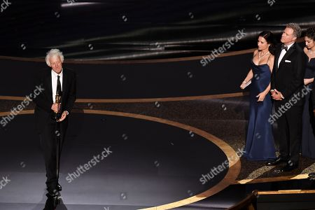 Stock Photo of Roger Deakins - Cinematography - 1917, Julia Louis-Dreyfus and Will Ferrell