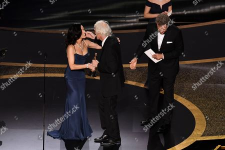 Stock Picture of Roger Deakins - Cinematography - 1917, Julia Louis-Dreyfus and Will Ferrell