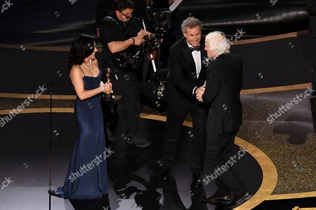 Roger Deakins - Cinematography - 1917, Julia Louis-Dreyfus and Will Ferrell