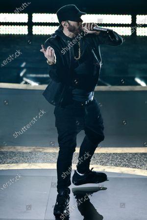 Stock Picture of Eminem