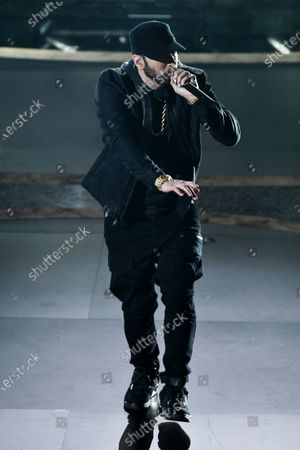Stock Image of Eminem