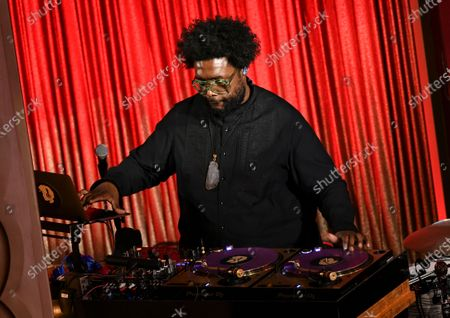 Stock Picture of Questlove