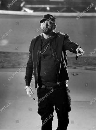 Stock Photo of Eminem