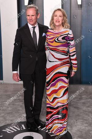 Stock Image of Bo Welch and Catherine O'Hara