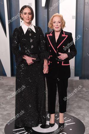 Sarah Paulson and Holland Taylor
